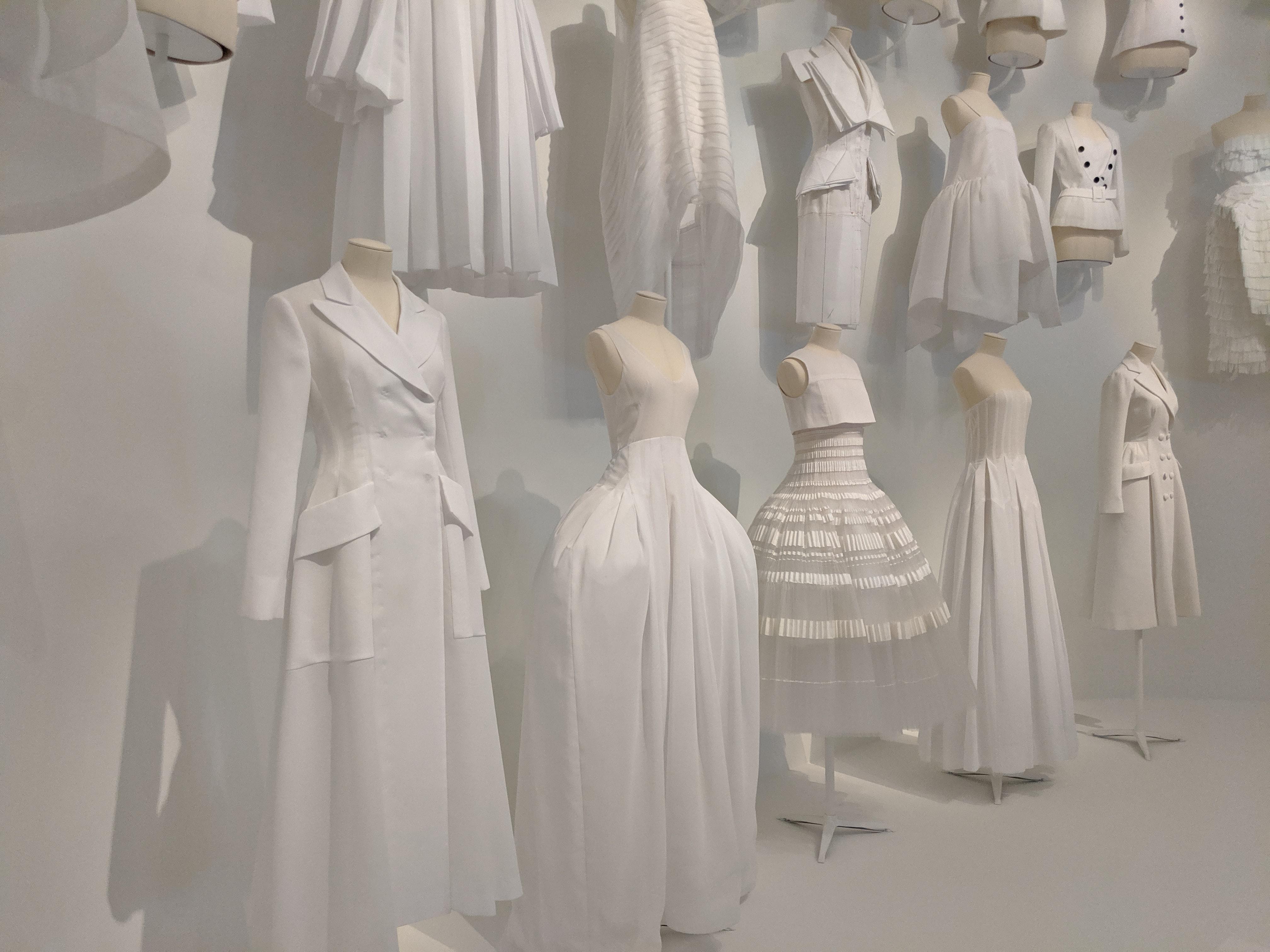 Tag på museum og se på tøj